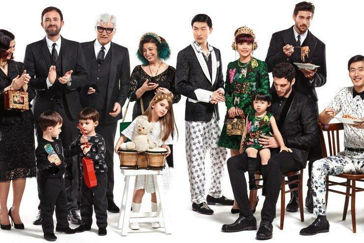 Dolce & Gabbana Fall/Winter 2015-2016