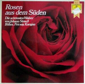 Johann Strauss. Rosen aus dem Süden (1980) [Deutsche Grammophon, 2535 649]
