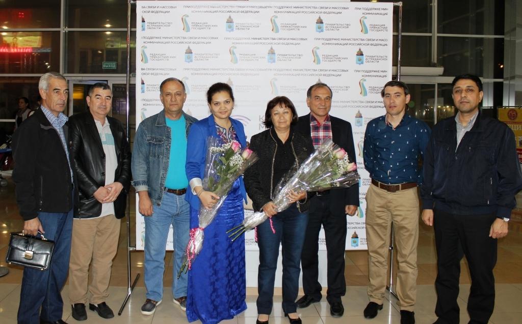 200 смелых: вАстрахани начинает работу Каспийский медиафорум