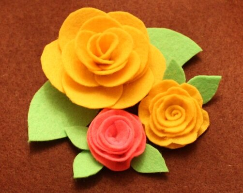 Цветы из фетра 0_64443_12811493_XL