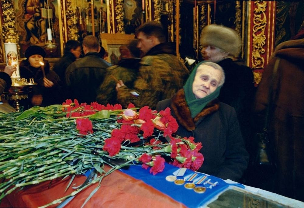 Владимир Вяткин, 3-е место, категория «Новости», истории, 2001 год