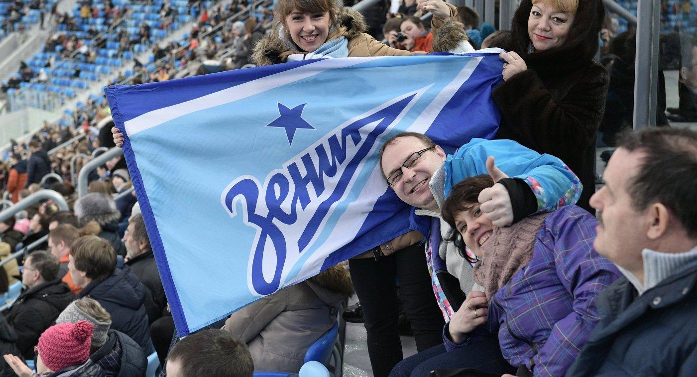«Зенит» потратит 900 млн руб. навосстановление спорткомплекса вПетербурге