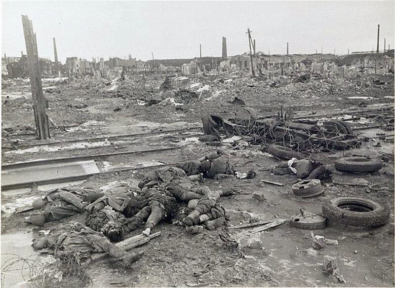 Фото С.Н. Струнникова: Сталинград