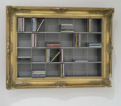 Идеи для хранения  CD и DVD дисков