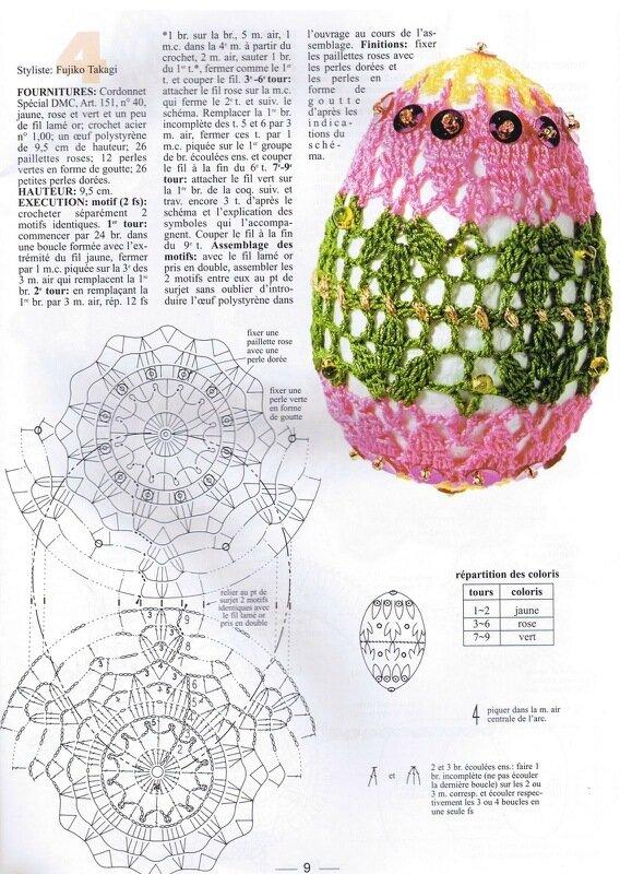 вязаные пасхальные яйца (8) (497x700, 284Kb) .