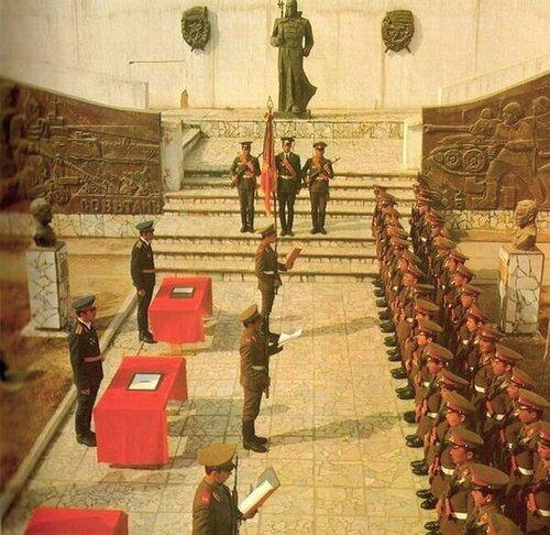 Торжественная церемония принятия Присяги