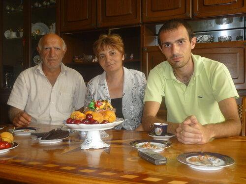 Люди нашего времени- семья Папоян
