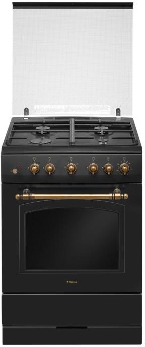 ретро кухонные плиты Hansa