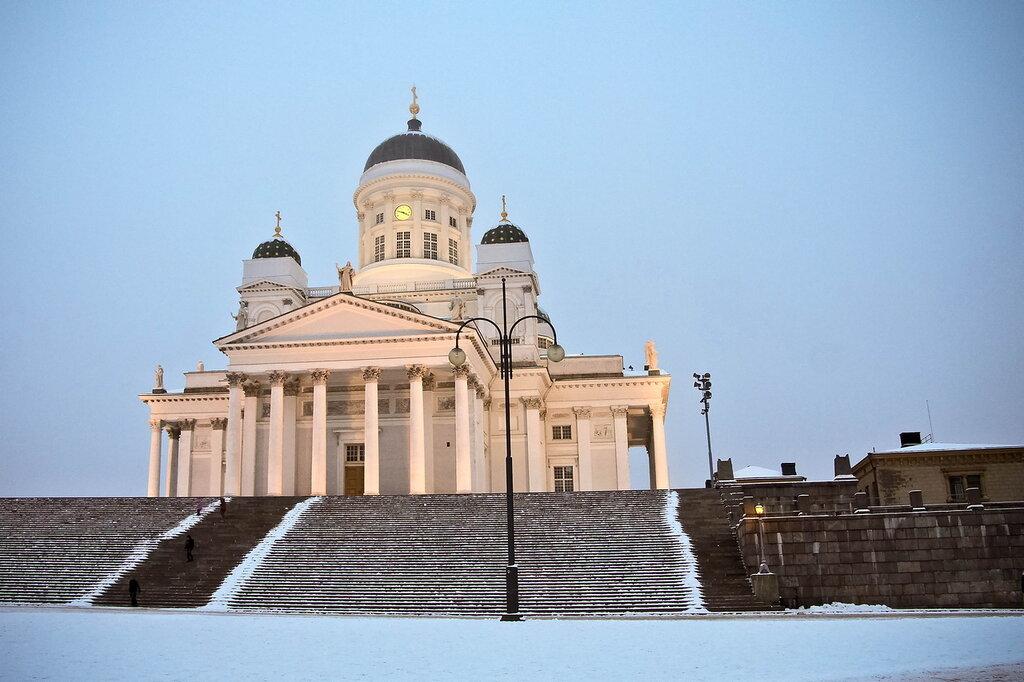 Хельсинки, Финлядния