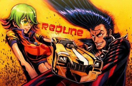 постер аниме Redline