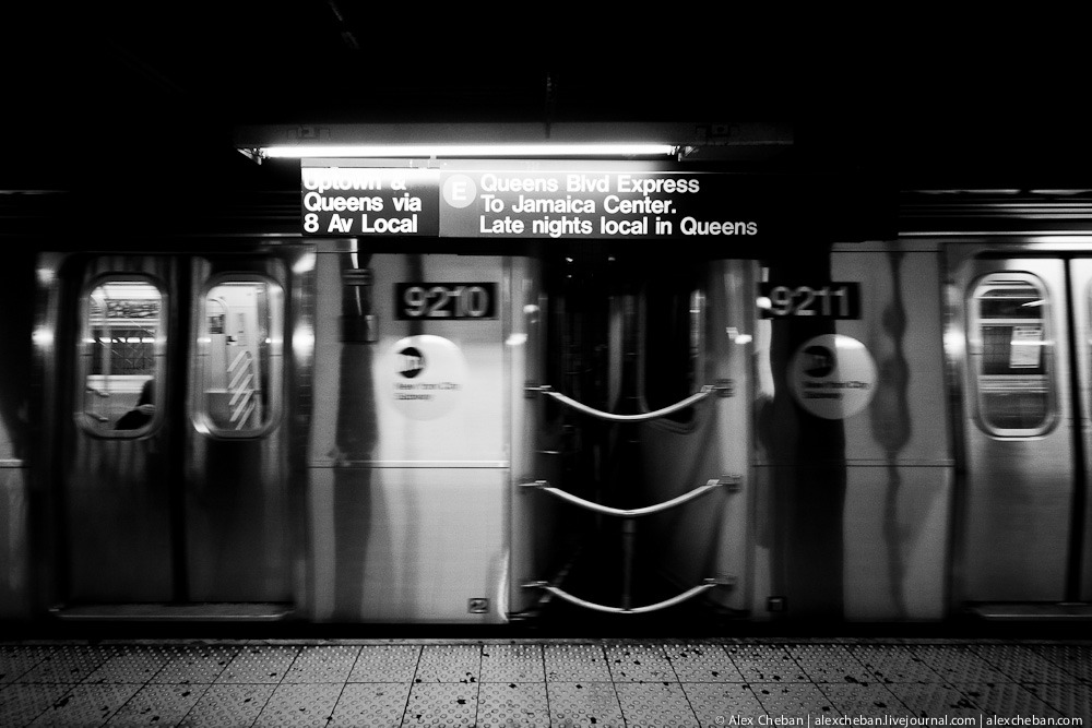 Метро Нью-Йорка