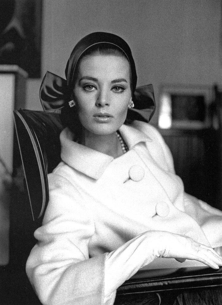 Jerry Schatzberg.Inge Marie, New York, 1963