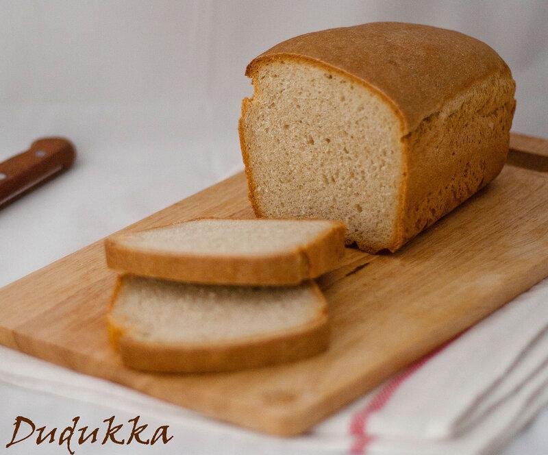 Буханка Гранта хлеб