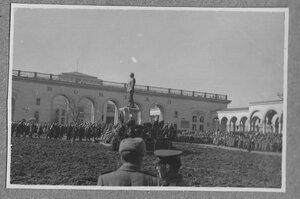Симферополь прощается со Сталиным. 9 марта 1953