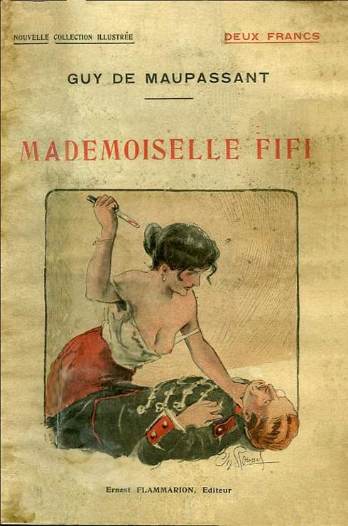 Мадемуазель ФИФИ,  Ги де Мопассан(1850 _1893)готово.jpg