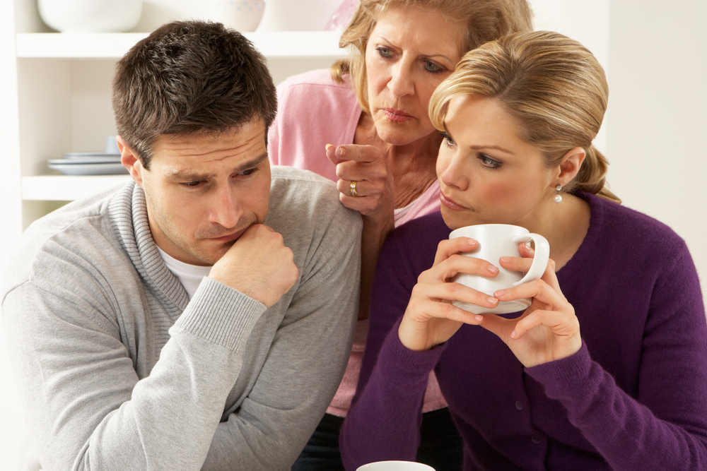 муж не общается с родителями как быть