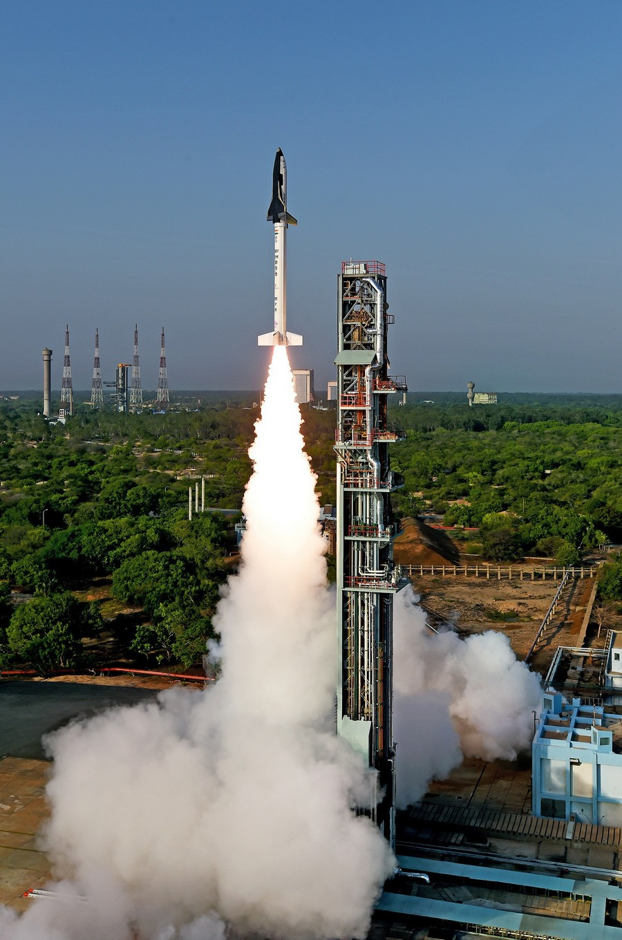 India Space Vehicle