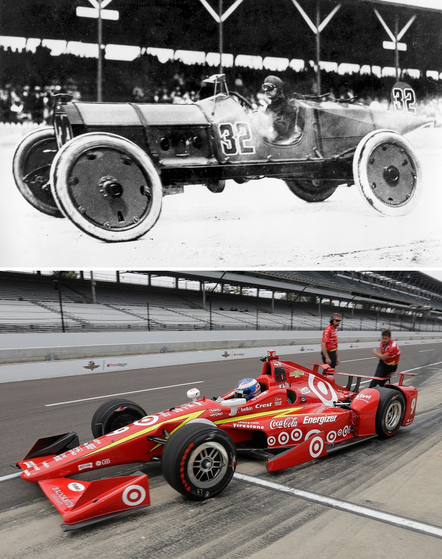 Indy 500 The Next 100 Auto Racing