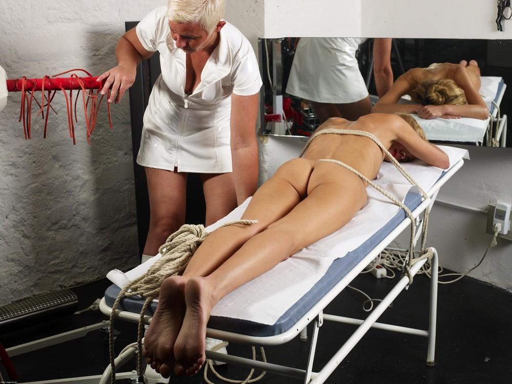 Thea на процедурах