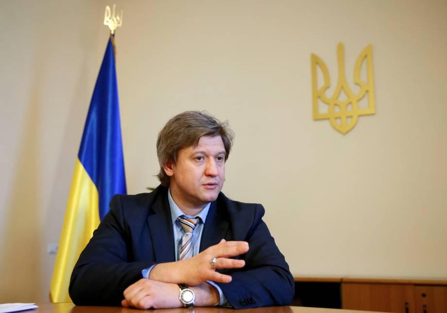 """Украина готова к переговорам с РФ по """"кредиту Януковича"""", однако готовится к суду в Лондоне, – министр финансов Данилюк"""