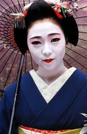 ЁСИВАРА   Часть 12   Две знаменитые гейши