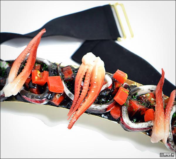 Fake Food Hatanaka. Японские украшения в виде еды