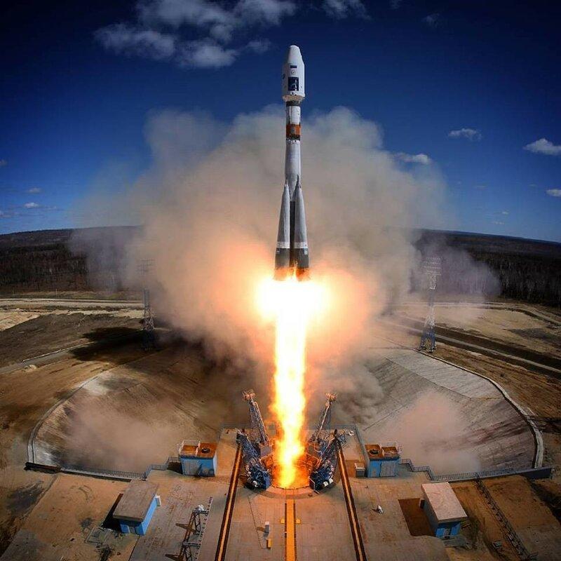запуск ракеты с восточного сегодня деталь любой СВЧ