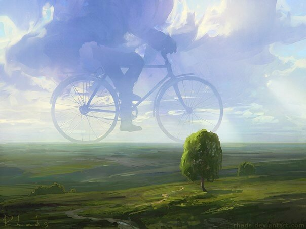 Артём Чебоха (RHADS). Ride The Earth