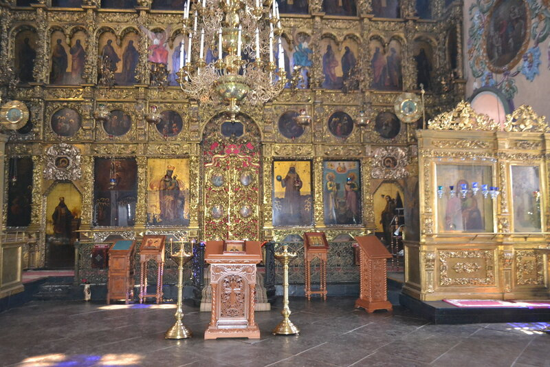 В Петропавловском соборе
