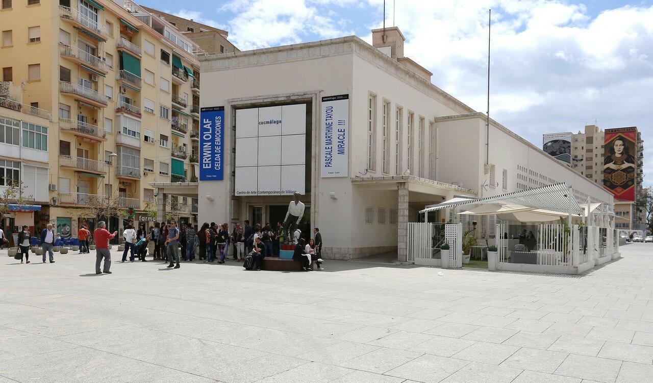 Малага. Центр современного искусства (Centro de Arte Contemporáneo)
