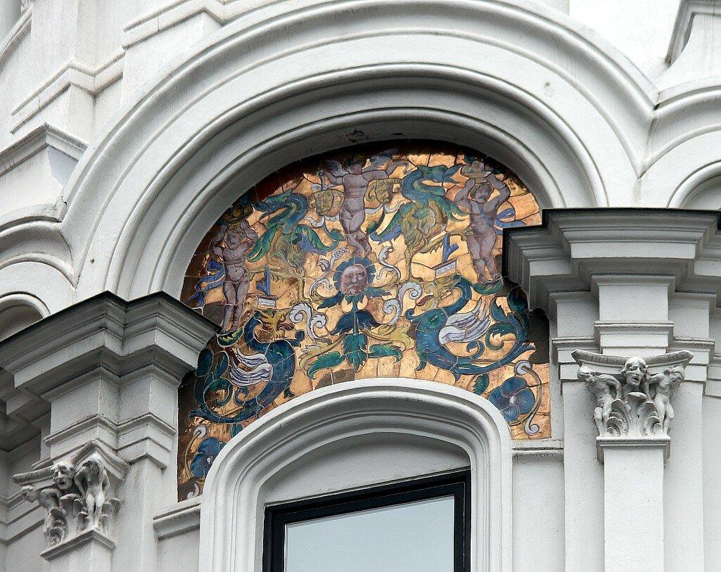 Мадрид. Дом Грасси (Edificio Grassy)