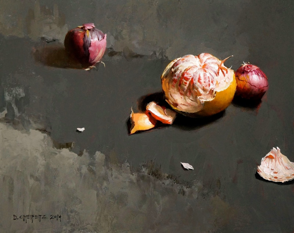 David Cheifetz: совершенство незавершённости