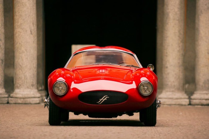 Итальянские автомобильные инженеры решили доказать всему миру, что настоящая «классика» -бессмертна.