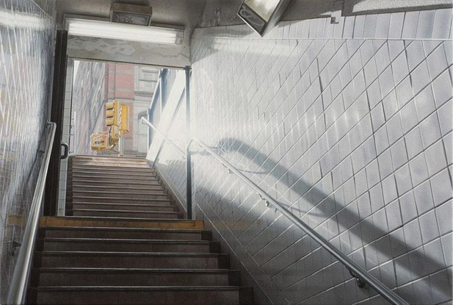 18. Японские улицы глазами Хисая Таира