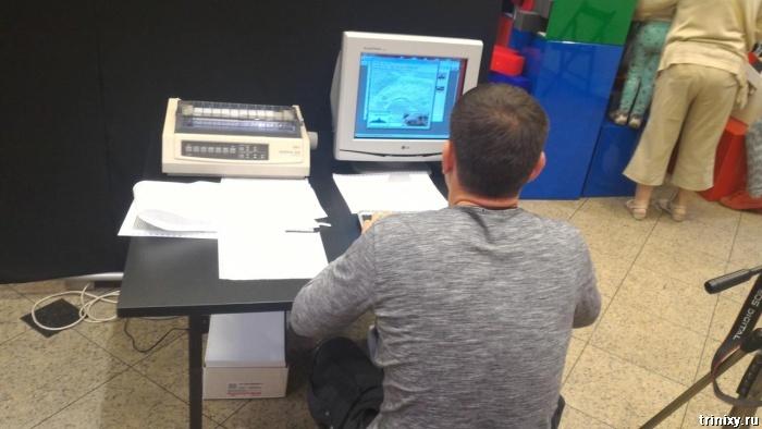 Компьютерные игры 1980х годов: как это было
