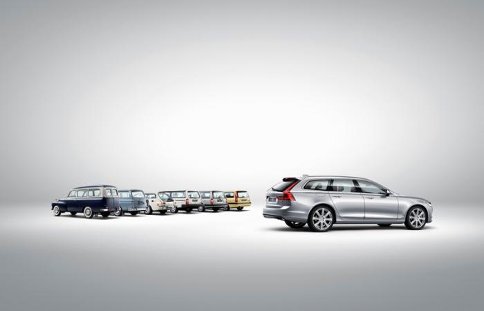 С модели S90 шведы начали внедрение системы усиления наддува на дизельных моторах D5 под названием P