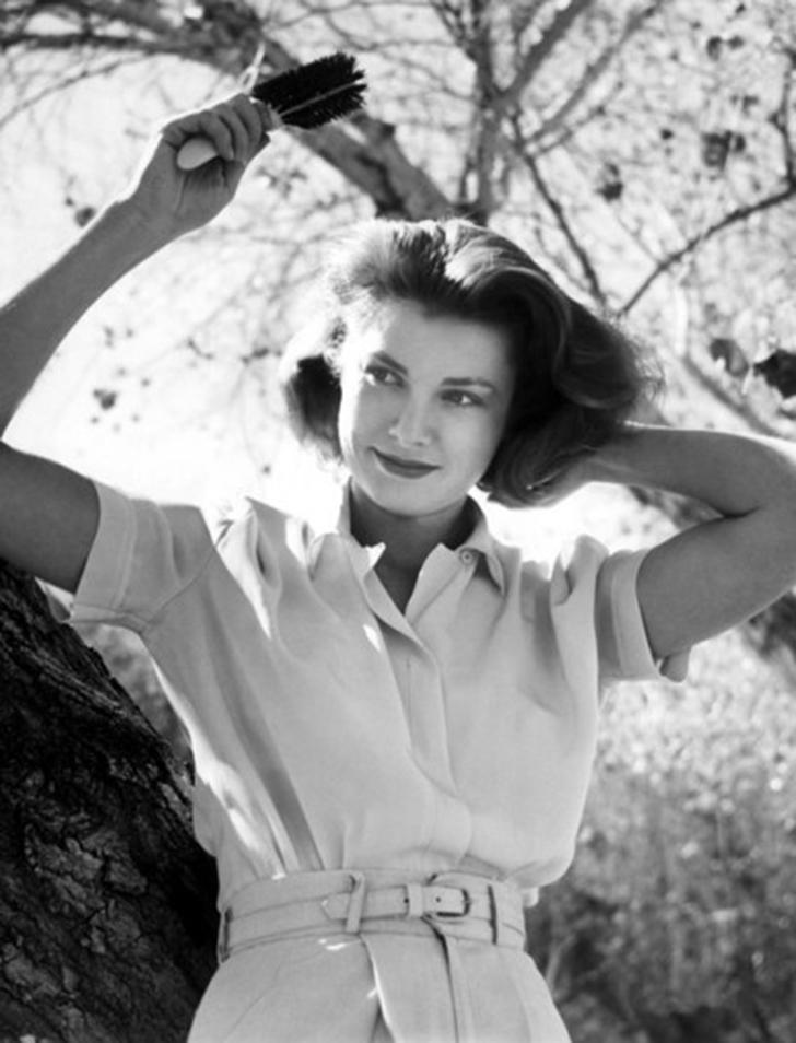 5. Грейс Келли в 1954 году.