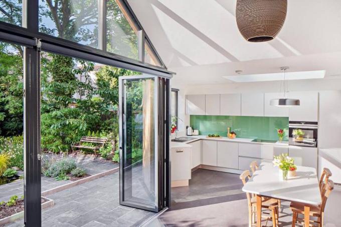 Редизайн дома в Лондоне