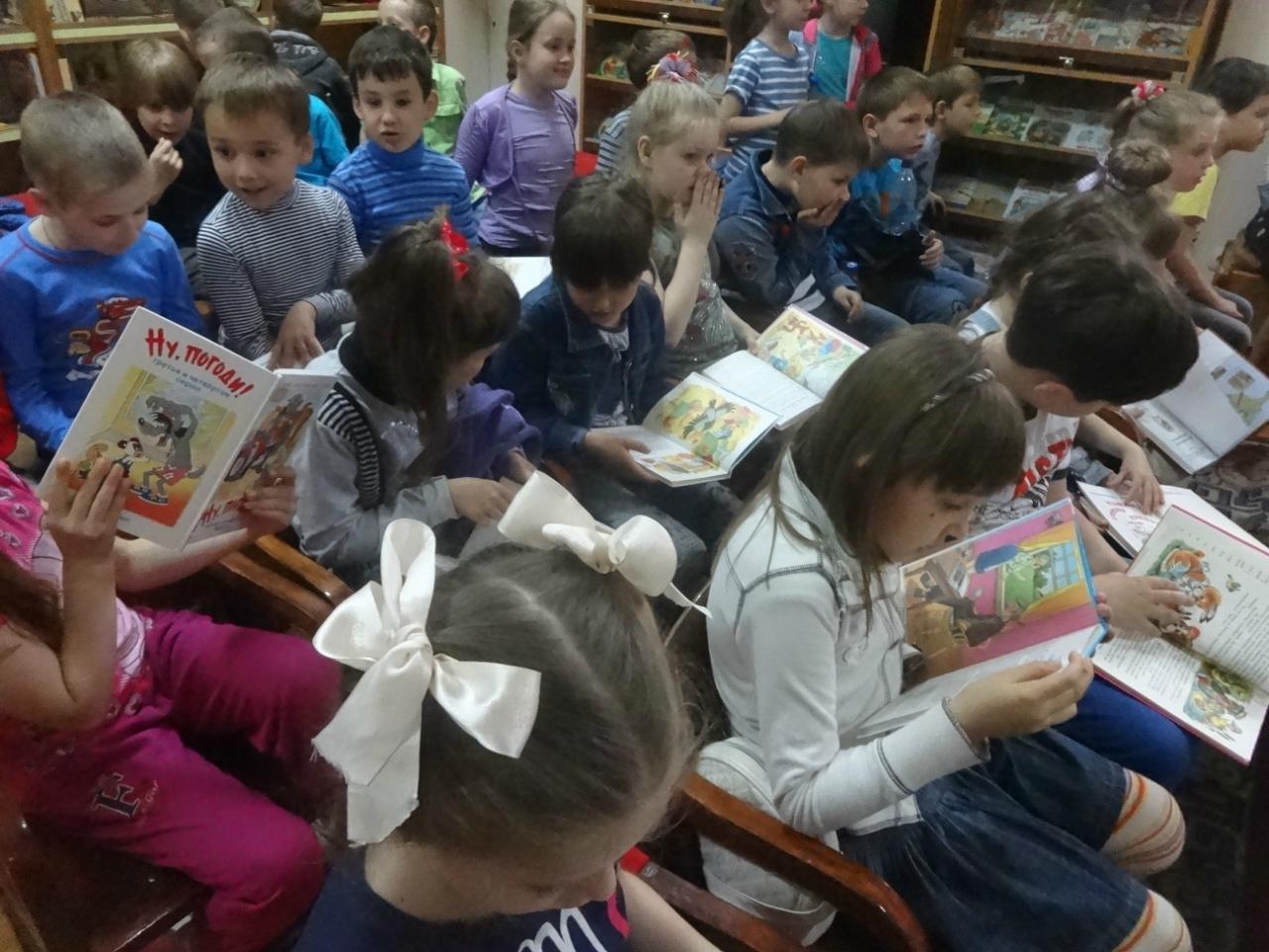 республиканский день библиотек,донецкая республиканская библиотека для детей,пропаганда чтения