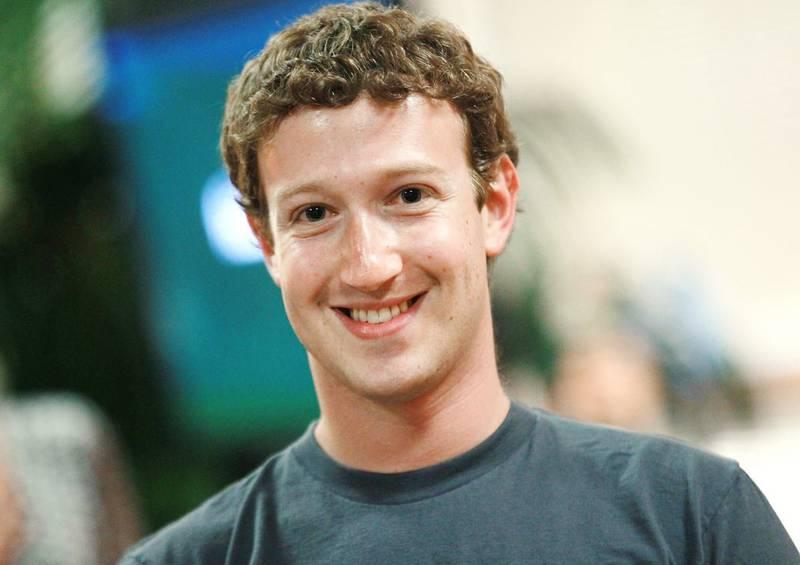 Цукерберга хотят отнять прав на фейсбук вслучае его ухода изкомпании