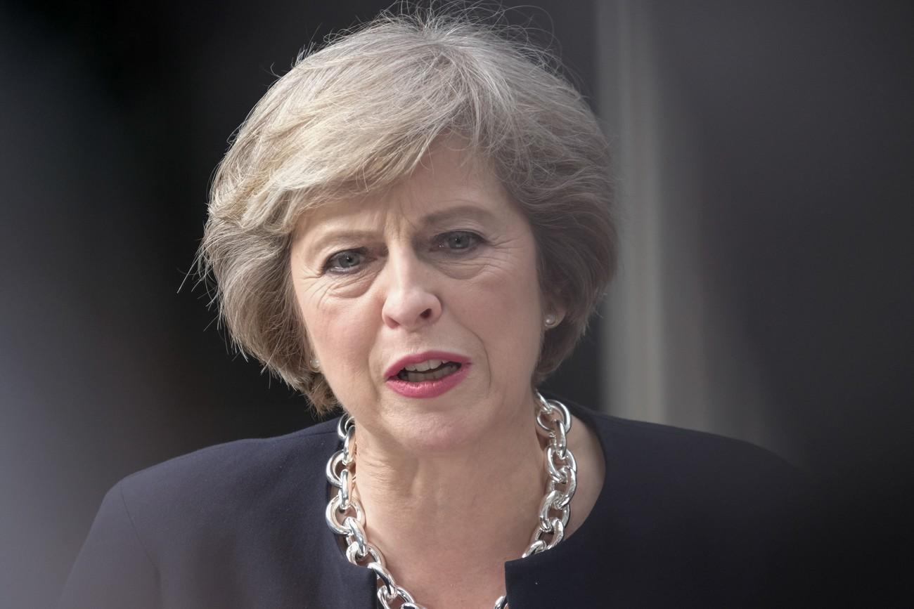 От Российской Федерации исходит реальная ядерная угроза— Новый премьер Англии