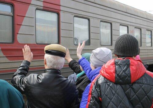 куйбышевские полицейские в Чечню