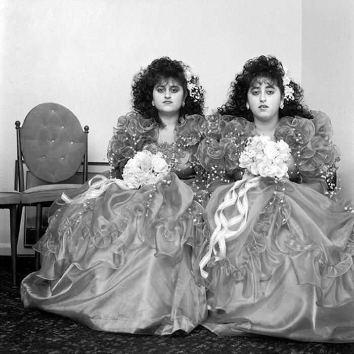 Bridesmaids, Sydney, Australia, 1987