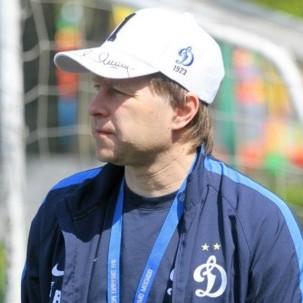 Елсуков Виталий Николаевич - старший тренер команды Академии «Динамо» 2003 года рождения
