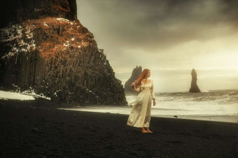 Follow Me Away - A couple photograph portraits in amazing landscapes