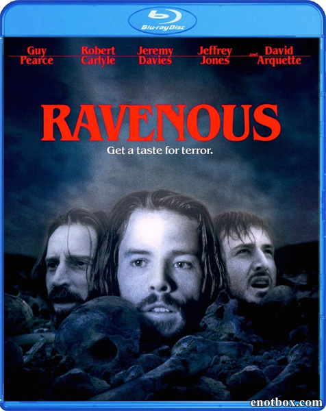 Людоед / Ravenous (1999/BDRip/HDRip)