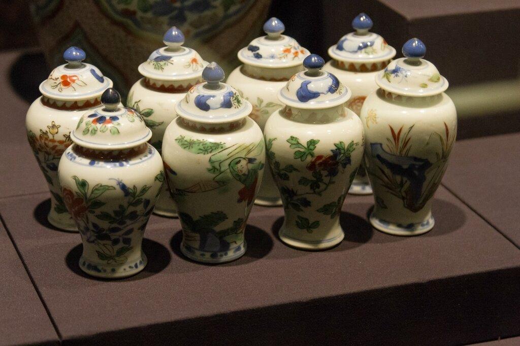 Керамика, Музей района Хайдянь