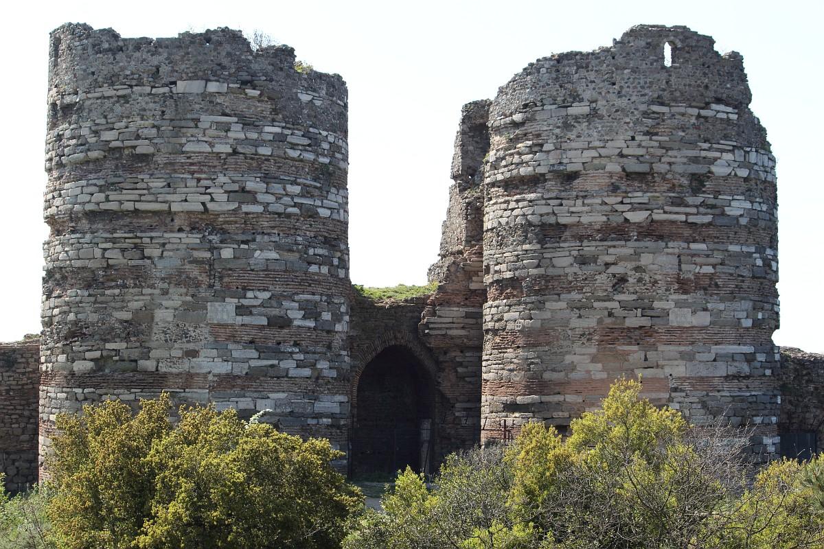 Стамбул 2015 - Виды с Анадолу Каваджы