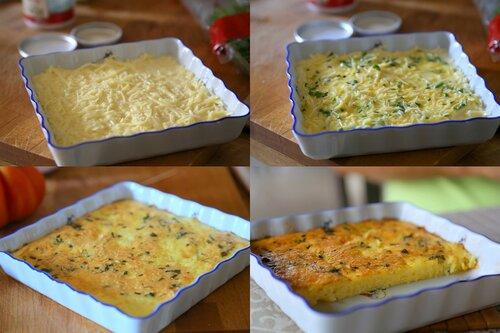 Картофельная запеканка с сыром и чесноком в духовке рецепт с пошагово в