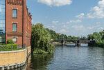 Берлин в жаркий июньский день